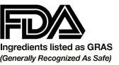 PharmaGABA獲得美國FDA食品安全GRAS認證-孕哺乳婦兒童均可安心食用